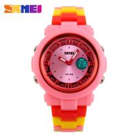 Wholesale PU Leather Strap Girls Wrist Watch 50M Water Resistant With Japan Movement from china suppliers