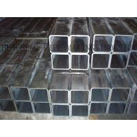 Quality Normal Carbon Steel Tubing Rectangular Welded DIN EN 10210 DIN EN 10219 for sale