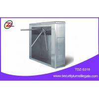 Wholesale Waist Height Esd Tripod Turnstile Gate / Stainless Steel Tripod Gate Barrier from china suppliers
