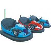 Buy cheap Children Amusement Park Facilities , Galvanized Steel Indoor Electric Bumper Cars from wholesalers