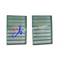 Wholesale Green Color Rock Shaker Screen 20-325 Mesh Steel 1250 * 850mm For Mud Cleaner from china suppliers