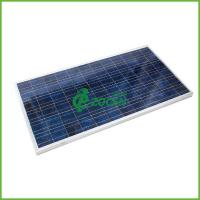 Wholesale Deep Blue 140W Polycrystalline Solar Module For Home CHUB / BV / ISO9001 from china suppliers