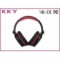 Wholesale 10 Hours Play Time Over Ear Bluetooth Headphones Comfortable ABS / PC / Metal from china suppliers