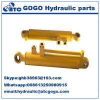 Wholesale Light duty excavator piston hydraulic cylinder double acting for Machinery and Vehicle from china suppliers