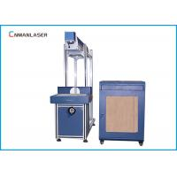 Wholesale 3 Years Warranty Plastic Cloth CO2 Laser Marking machine  Equipment  With 80w Glass Tube from china suppliers