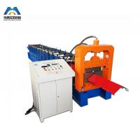 Buy cheap Professional Metal Roll Form Equipment With Cage Safety Hood , 5.5 Kw Forming System from wholesalers