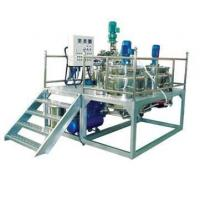 Buy cheap Shampoo Production Equipments from wholesalers