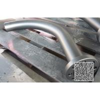 Wholesale Sell ASME B16.49 5D Welded Carbon Steel Hot Induction Bend by Tantu from china suppliers
