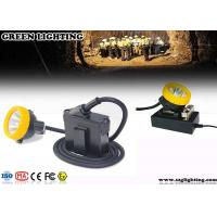 Wholesale 7.8Ah Cord Style Coal Mining Lights 3W Power 100000 Hours Main LED Lifetime from china suppliers