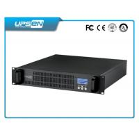 Wholesale Pure Sine Wave Rack Mountable UPS 1KVA / 2KVA / 3KVA / 6KVA with Over Charge Protection from china suppliers