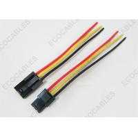Wholesale Custom 3 Pin JST / Tyco / Molex Terminal Electrical Wire Harness with Copper Conductor from china suppliers
