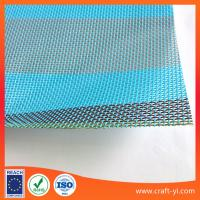 Wholesale Outdoor Sling & Mesh Fabric 1X1 weave Textilene mesh fabrics in strip from china suppliers