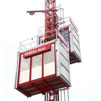 Wholesale 200m Normal building construction passenger hoist elevator 8T  lifting equipment from china suppliers