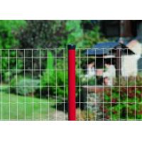 Wholesale Age Resistance Garden Wire Mesh , Rot - Proof PVC Welded Wire Mesh from china suppliers