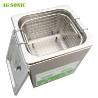 China 2L Professional Ultrasonic Jewelry And Eyeglass Cleaner MachineWith Timer on sale