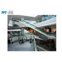 Wholesale 2 Horizontal Steps Shopping Mall Escalator With Automatic Lubricator Maintenance from china suppliers