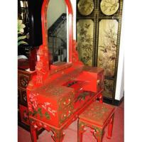 Buy cheap Lacquer Dressing Table Set from wholesalers