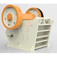 Wholesale 50MM CSS Jaw Crusher Machine CE Approved Coal Mining Machines Big Crushing Ratio from china suppliers