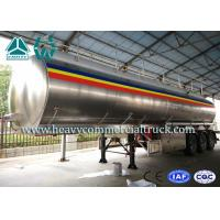 Wholesale Light Weight Gasoline Fuel Tank semi trailer For Oil Transportation from china suppliers