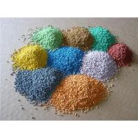 Wholesale Colorfull Ultraviolet Light Resistance EPDM Rubber Granules for Running Track Construction from china suppliers