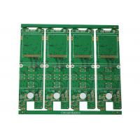 Wholesale Fr4 Multilayer  pcb With 4 Mil 1 oz  1.527 mm Thinckness Board from china suppliers