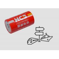 Buy cheap 3.6V ER34615M Spiral D Model 14000mAh Pulse 4000mA Li-SOCl2 Cylindrical Batteries from wholesalers