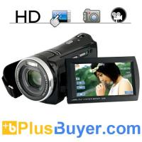 Wholesale 1080P HD Digital Video Camcorder (Touchscreen, Motion Detection) from china suppliers