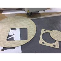 Buy cheap Telfon gasket making cnc cutting table production cutter equiment from wholesalers