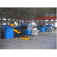 Wholesale High Speed Slitting Line Machine 10mx4m Size Metal Sheet Cutting Machine from china suppliers