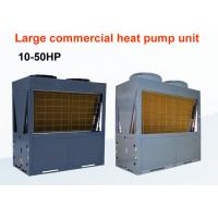 Wholesale Circulation Heating Most Efficient Air Source Heat Pump 50 / 60 Hz Power Supply from china suppliers