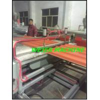 Wholesale PVC UPVC Corrugated Roof Sheeting Machine 1000mm Wide 55kw 250kg Per Hour from china suppliers