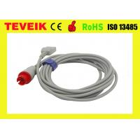 Wholesale CSI/Goldway/Spacelabs /Mindray/Siemens IBP adapter cable with round 6pin to Utah adapter from china suppliers