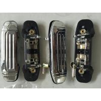 Wholesale Outer Plastic Handles With Chrome Electroplated Replacement Parts For Mitsubishi Pajero V32 from china suppliers