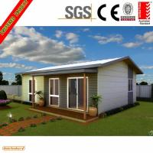 Wholesale Australia prefabricated house-granny flat- light steel villa from china suppliers