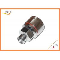 Buy cheap 7/16 DIN Female connector for 1-5/8