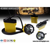 Wholesale Eco Friendly Cordless Mining Lights , Strong Emergency Miners Head Torch 25000 lux from china suppliers