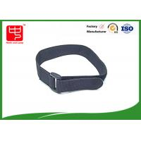 Wholesale Black nylon webbing straps 18mm Width 250mm Length webbing tie down straps from china suppliers