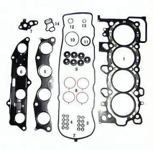 Wholesale Iron Engine Gasket Kit Kubota V1505 4D87 16394-03310 Cylinder Head Graphite Gasket from china suppliers