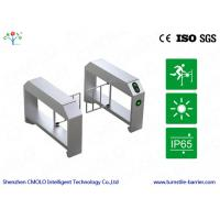 Wholesale Controlled Access Outdoor Turnstiles Entrance Management Systems for Construction Site from china suppliers