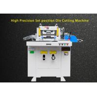 Wholesale Self - Adhesive Automatic Label Die Cutting Machine Professional Die Cut Machine from china suppliers