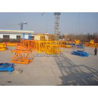 Quality Safety Devices Topless Tower Crane 5t Crane Including Hydraulic Cylinder for sale