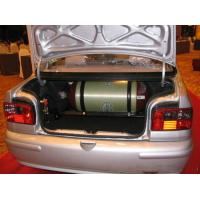 Wholesale 200 Bar High pressure Type 2 Automotive Cng Car Cylinder with Glass Fiber Hoop Wrap from china suppliers