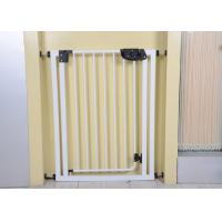 Wholesale Attractive Pressure Mounted Stair Safety Gates For Babies / Kids from china suppliers