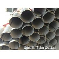 Wholesale EN10217-7 D4 / T3 W2Rb Bright Annealed Stainless Steel Round Tube Welded from china suppliers