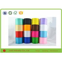 Wholesale Custom Single Face Satin Ribbon 196 Colors Optional For Garment Label Printing from china suppliers