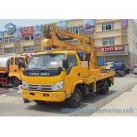 Wholesale 14m Foton Forland High - Altitude Operation Truck Trailer LHD / RHD from china suppliers
