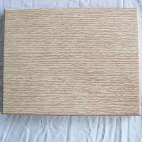 Quality Wood grain aluminum veneer decorative interior wall paneling for sale