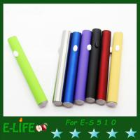 Wholesale best selling for ES 510 E Cigarette Battery 180mAh/280mAh 510 Battery With diamond bottom from china suppliers