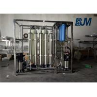 Wholesale 1 Ton Per Hour One Stage RO Water Purifying Equipment For Drinking Water from china suppliers