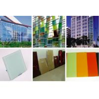 Wholesale Colorful Golden Bronze Silkscreen Printed Glass Curtain Wall And Furniture Glass 6mm from china suppliers